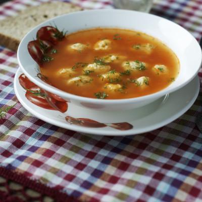 Как приготовить галушки в суп