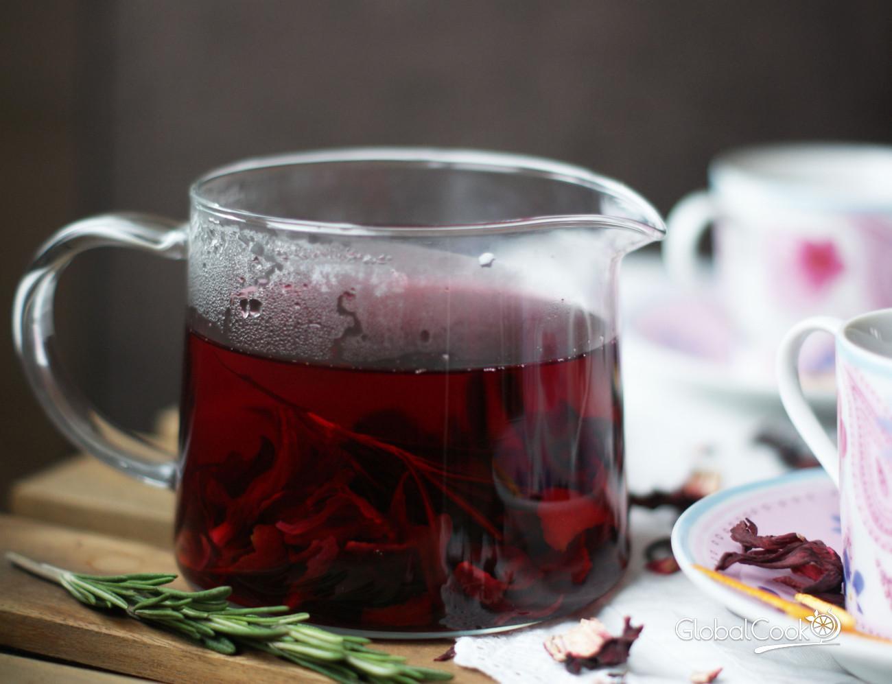 Чай каркаде - калорийность, полезные свойства, польза и ...