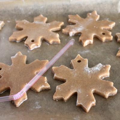 Печенье на елку заготовки