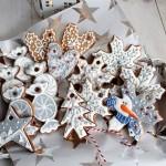 Новогоднее печенье  ассорти