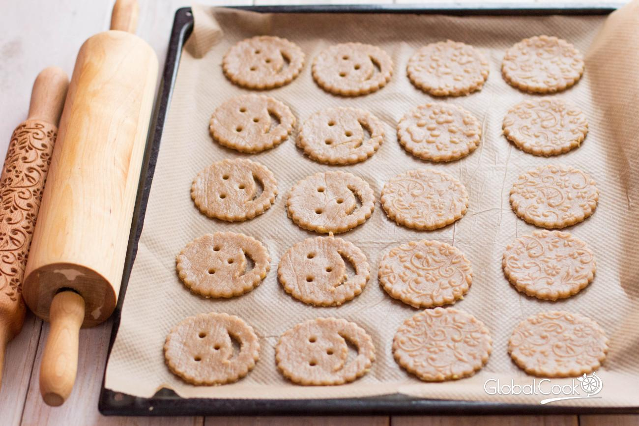 печенье своими руками рецепты с фото вышел