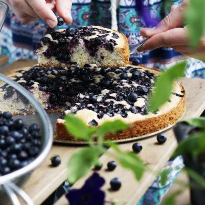 Черничный пирог Петсона и Финдуса