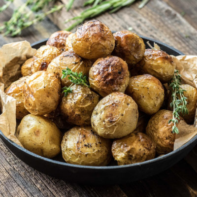 Ароматная картошечка